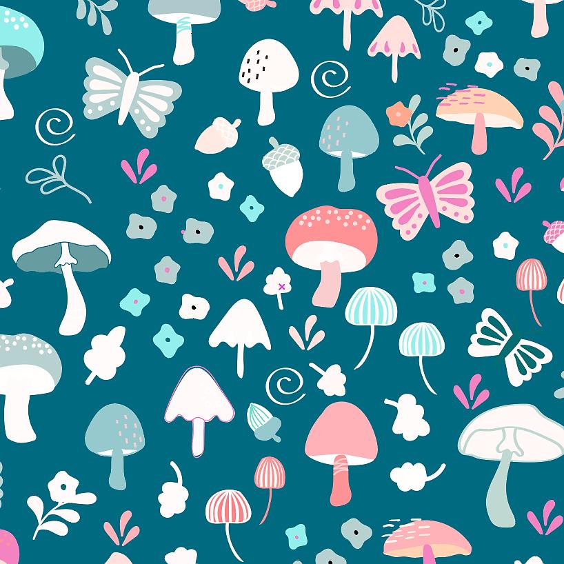 Surface Pattern Designs & Illustrations