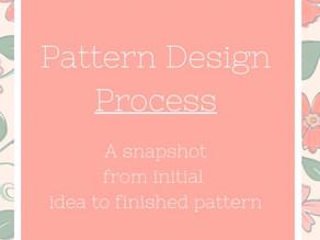 How I Designed My Latest Seamless Pattern