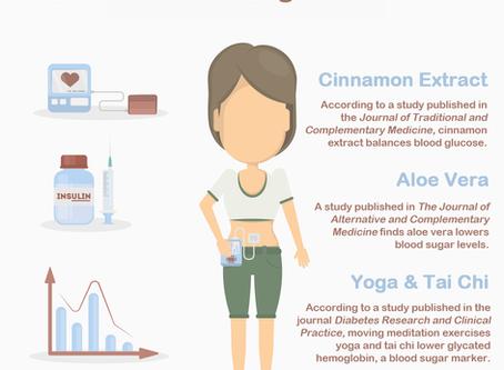 3 Natural Blood Sugar Balancers