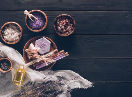 Lavender Oil Heals Wounds