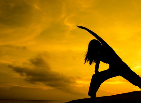Yoga Empowers Seniors