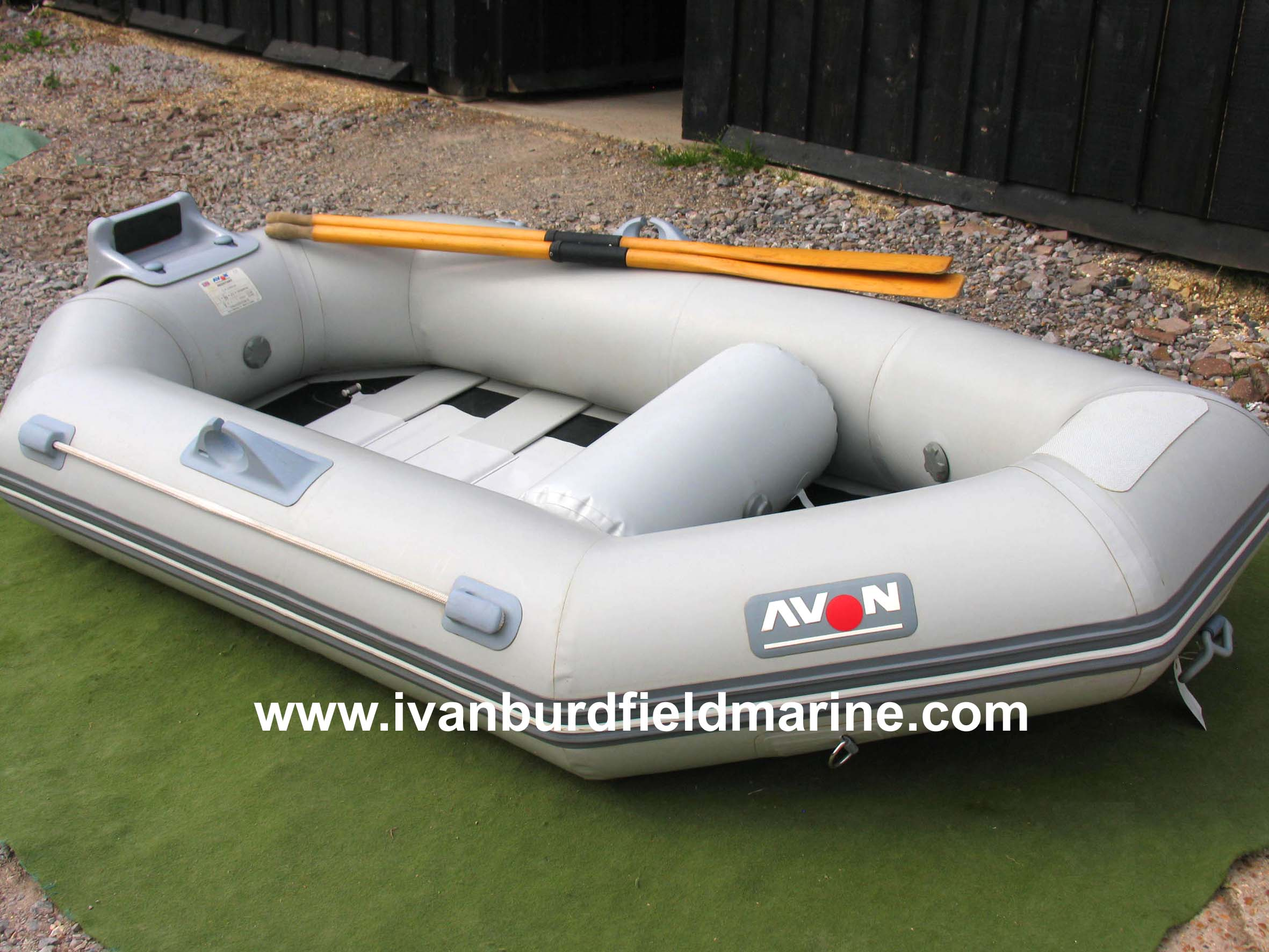 Used Inflatable Boats For Sale & Repair Southampton Hampshire UK