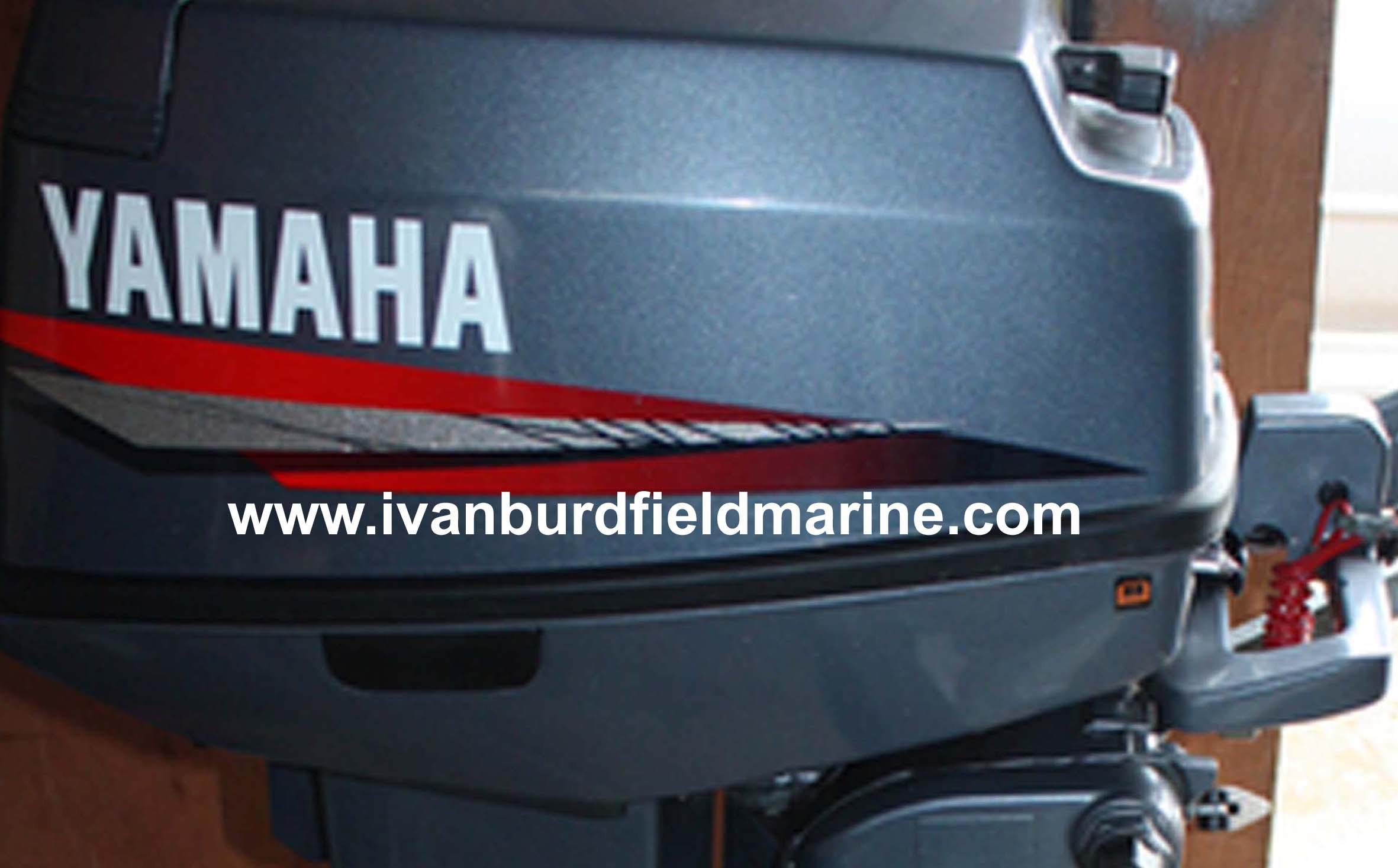 Yamaha 20hp 2 stroke