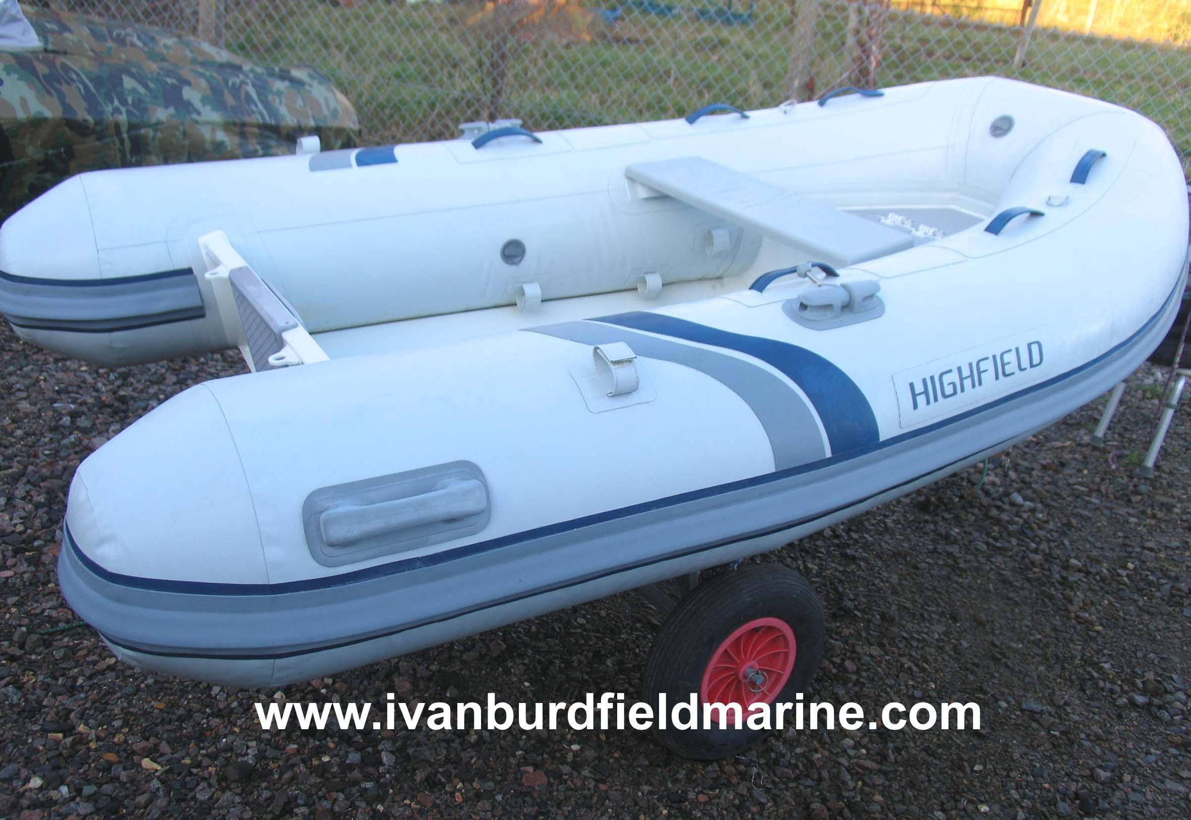 Highfield 260 CL