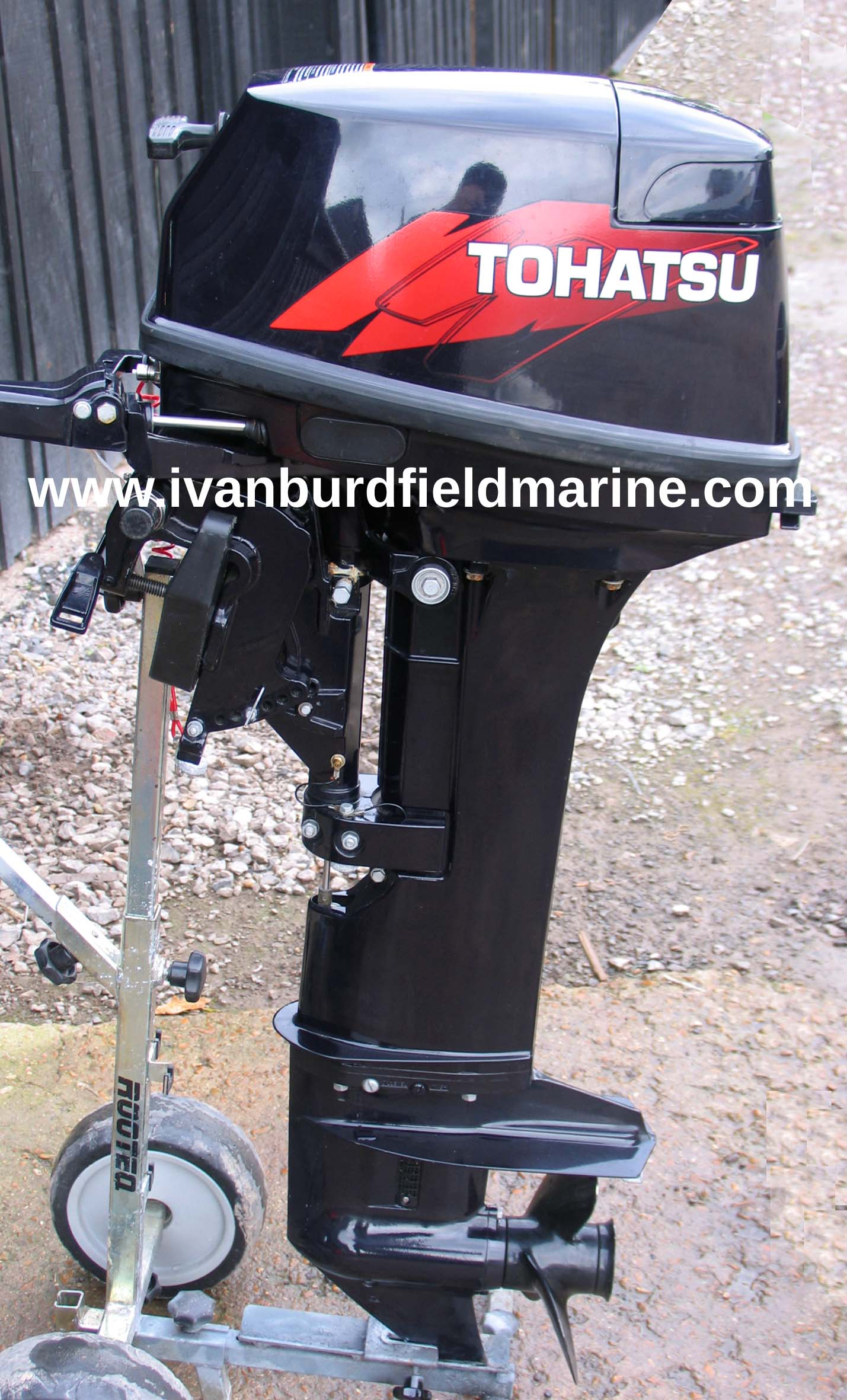 Used Outboards For Sale Uk Southampton Hampshire 2 & 4 stroke