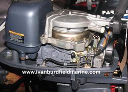 Yamaha 5hp 2 stroke