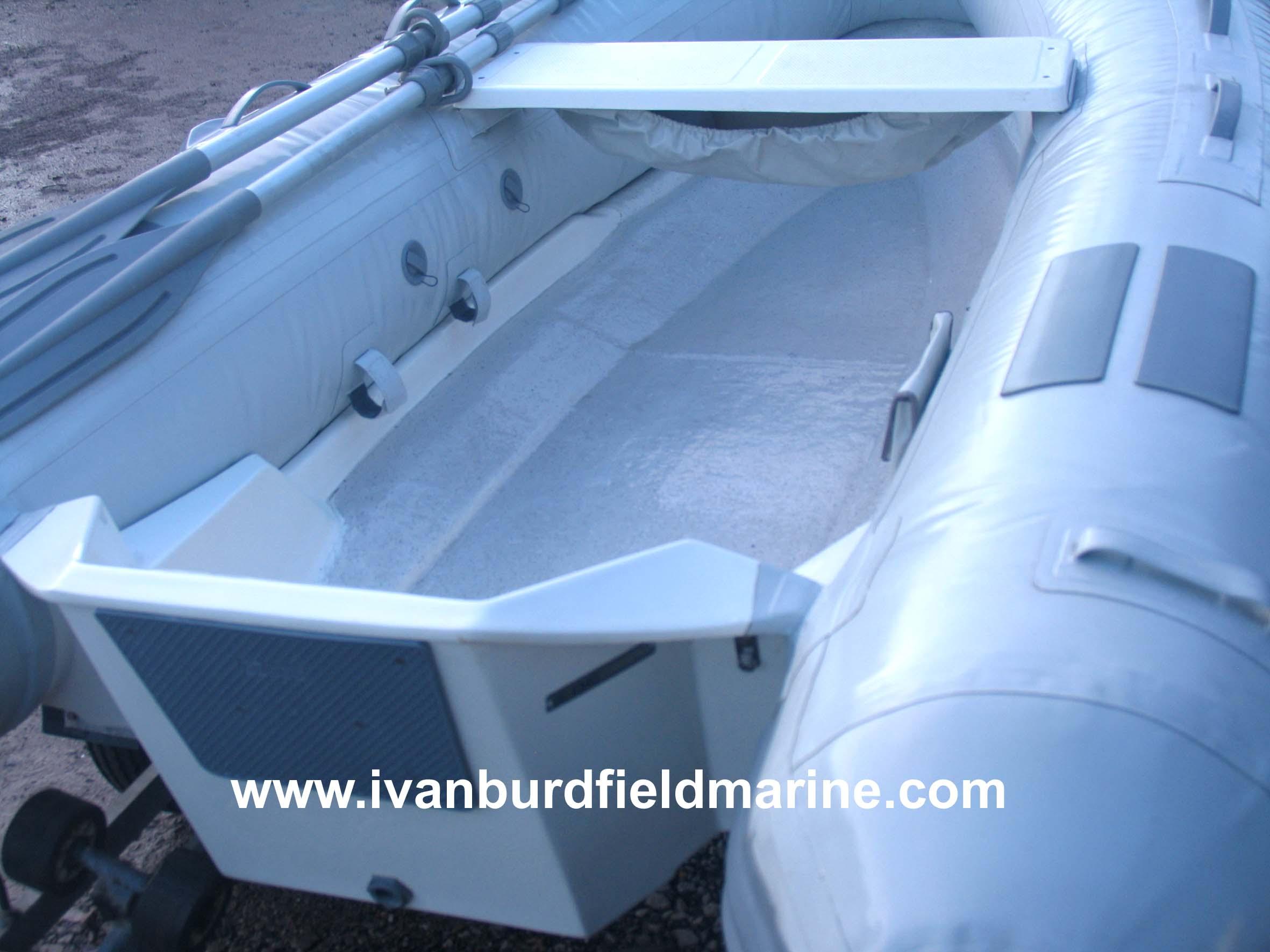 Caribe RiB Boat L10
