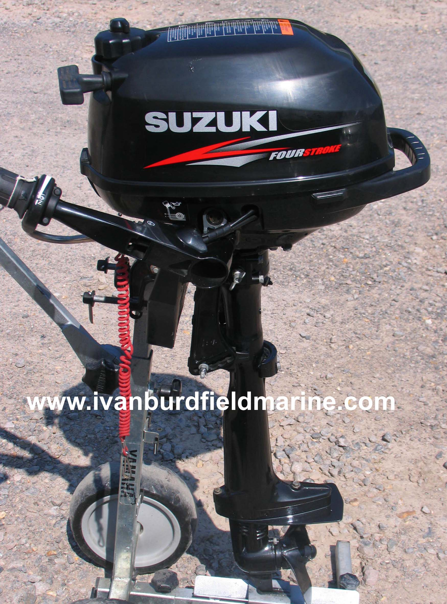 Suzuki outboard