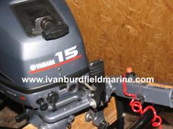 15hp 2 stroke outboard