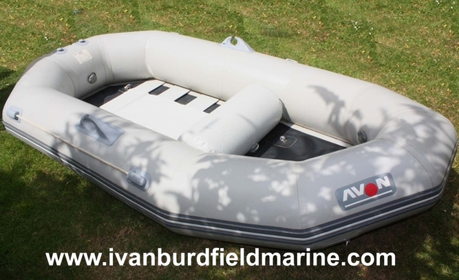Avon Restart Inflatable boat