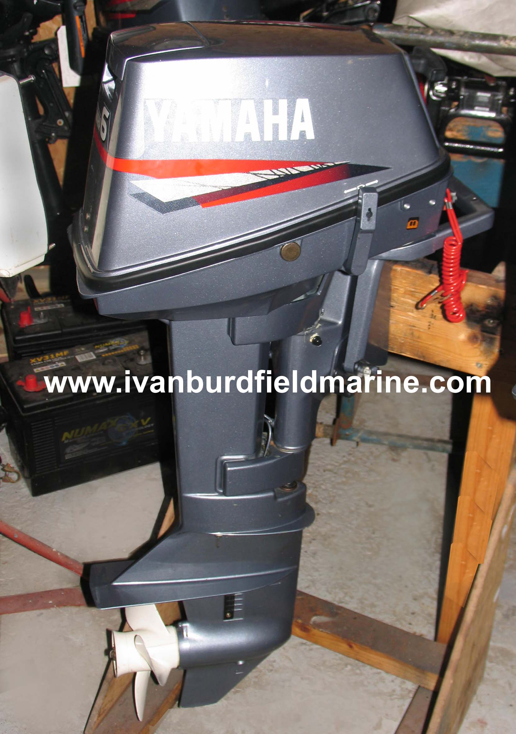 Yamaha 6hp 2 stroke