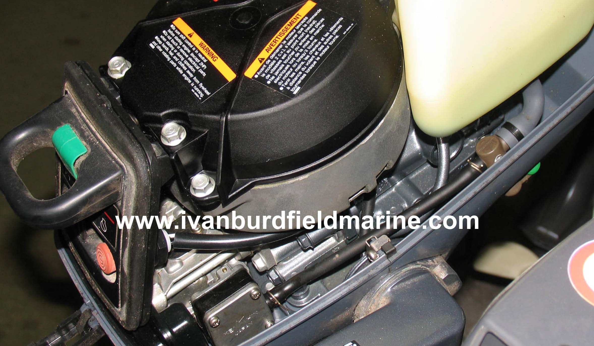 Yamaha 3.5hp malta