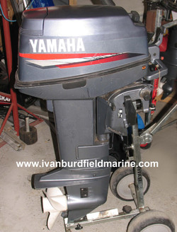 Yamaha 25hp 2 stroke