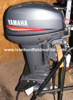 Yamaha 15hp 2 stroke