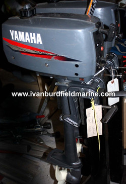 Yamaha 2hp