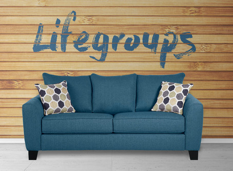 August 12   new Lifegroup semester
