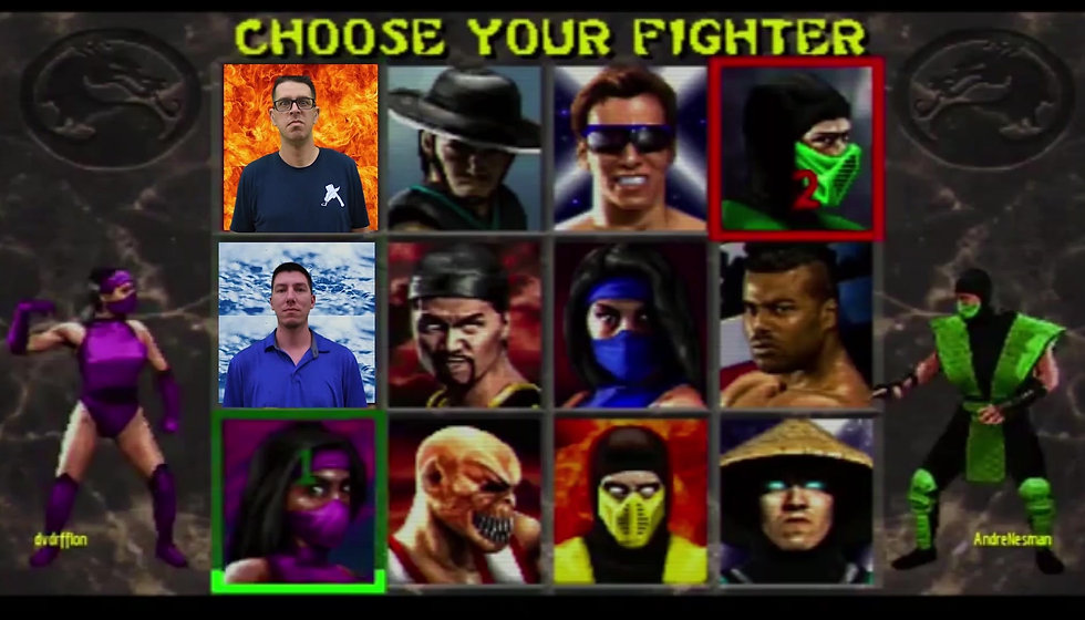 Scholars and Scoundrels Kombat Video