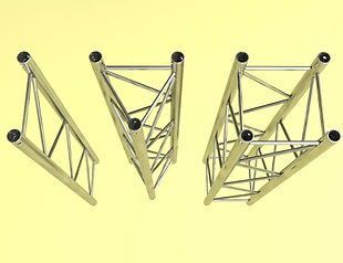 Aluminum Truss Components