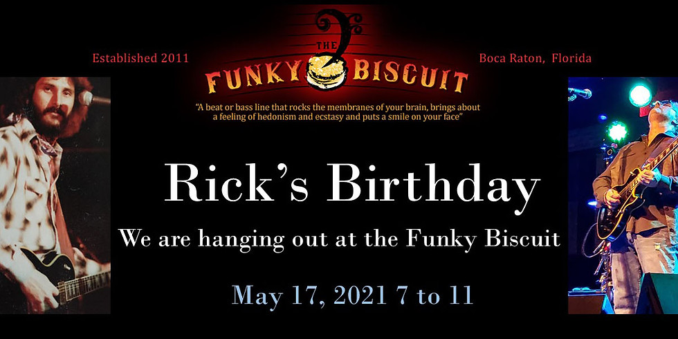 Rick's Birthday