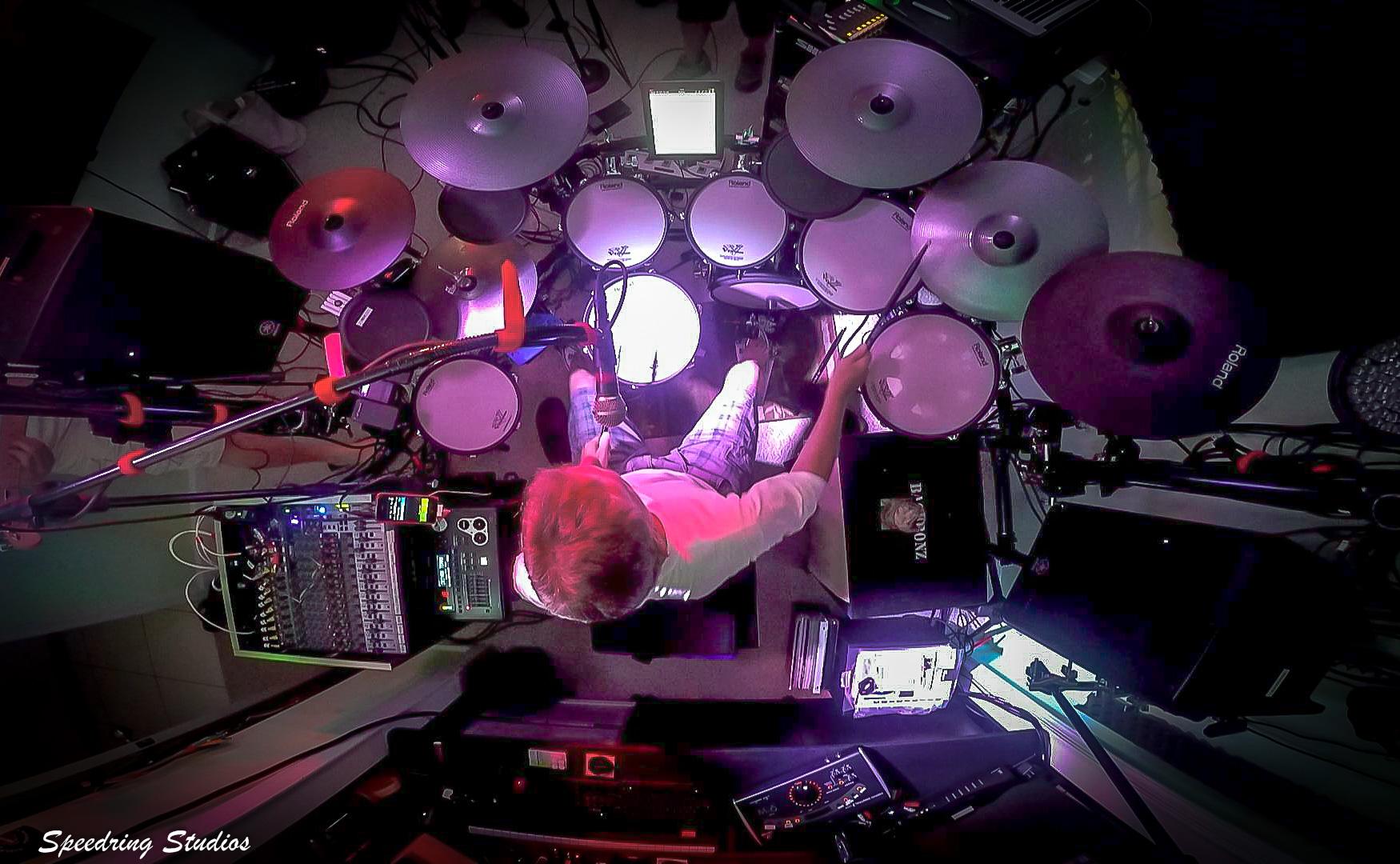 Jacks Roland KV 30 Drumset