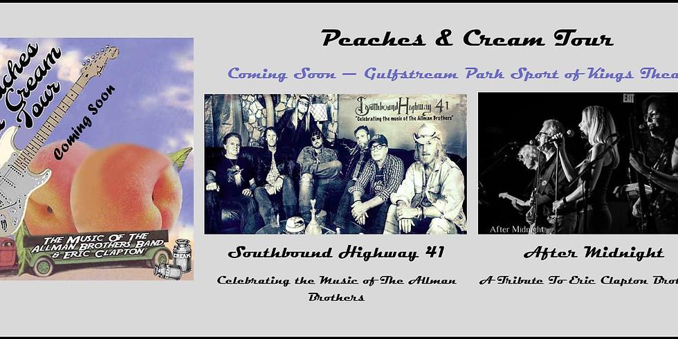 Peaches and Cream Show II