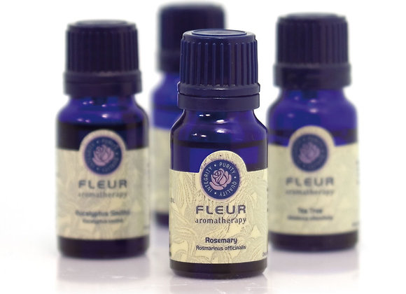 Fleur Lemongrass Essential Oil - 10ml