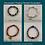 Thumbnail: Ascension Chakra Stretch bracelets