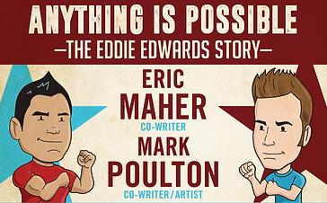 Pro Wrestling Children Book by Eddie Edwards