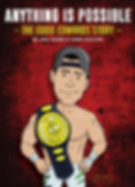 Eddie Edwards Picture Book Cover