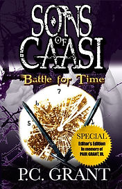 Sons of Caasi_Battle for Time