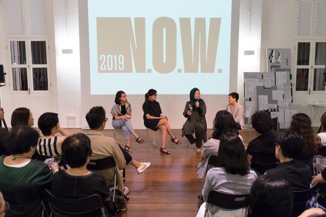 Noorlinah Mohamed - N.O.W - Not Ordinary Work
