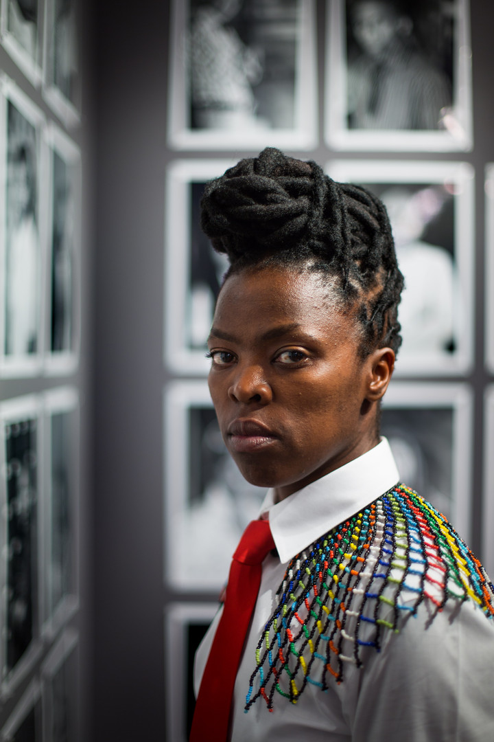 Zanele Muholi - Faces and Phases