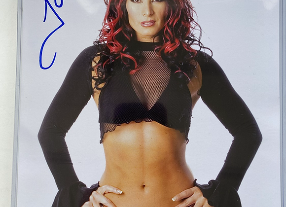 PPW Authentic Autograph Victoria #2 aka Tara