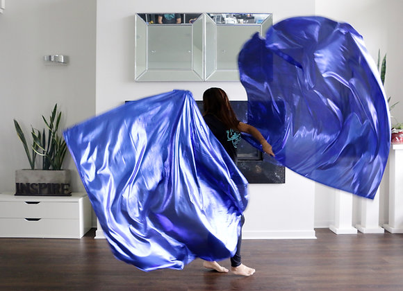 Liquid Metal - Royal Blue (Child Medium) - Pre-Made