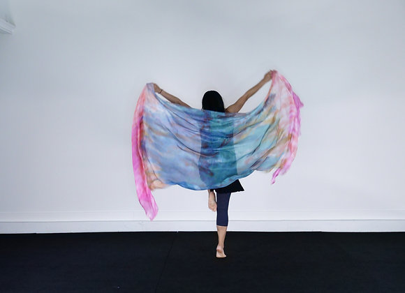Spring of Healing // Scarf Only - Pre-Made