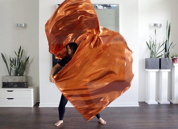 Liquid Metal - Orange Copper