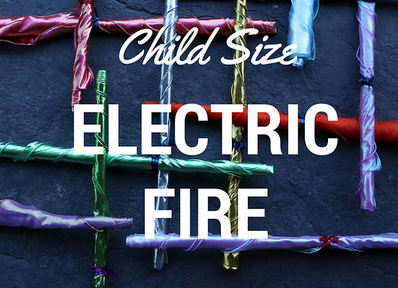 Child Size // Electric Fire
