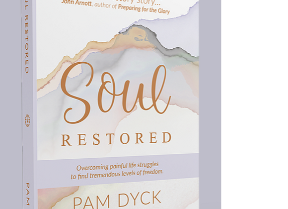 Soul Restored by Pastor Pam