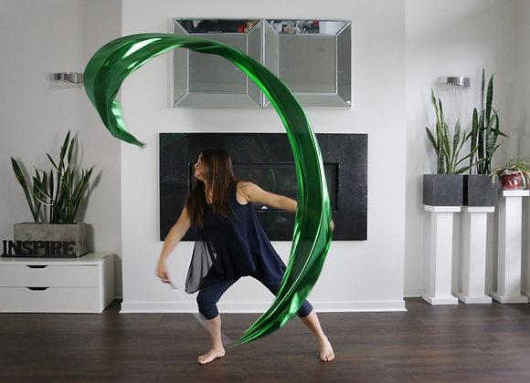 SINGLE Streamer - Liquid Metal Emerald Green