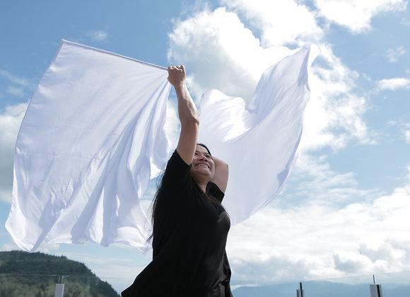 Swing flags Making Prophetic flags