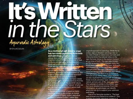 Ayurvedic Astrology Article