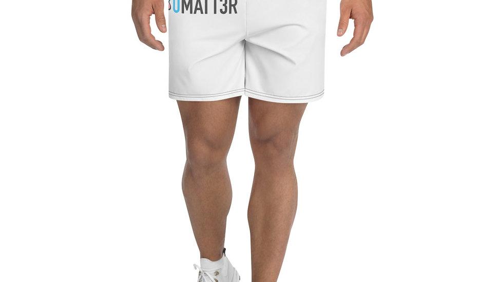 UMATT3R Trans Pride Men's Athletic Long Shorts