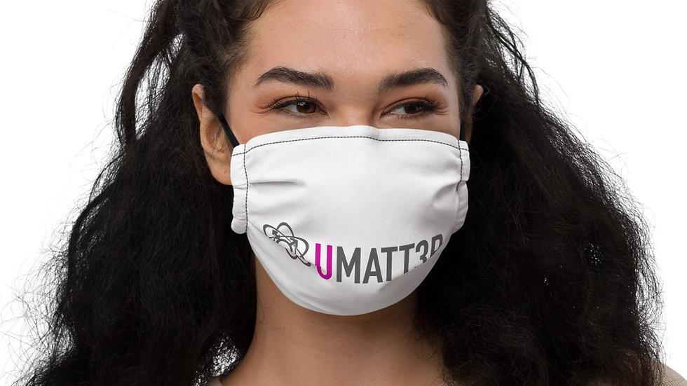 Premium Reusable Mask; ADJUSTABLE