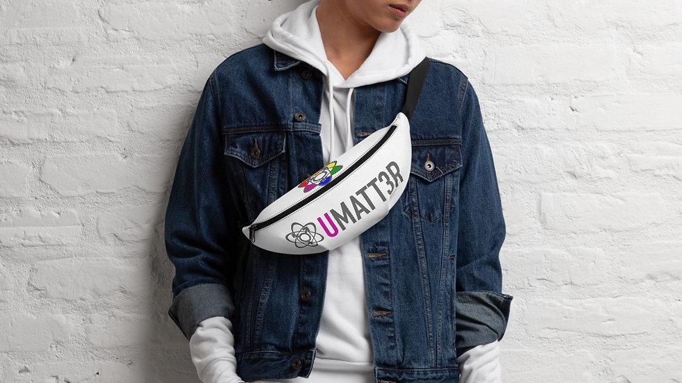 UMATT3R PRIDE SLING BAG/FANNY DUO