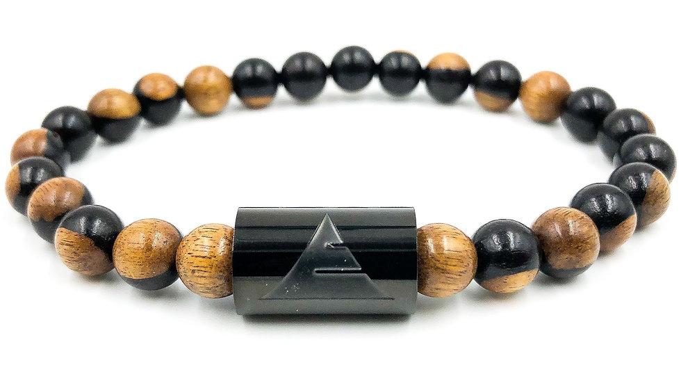 Timber | Brown & Black Sandalwood