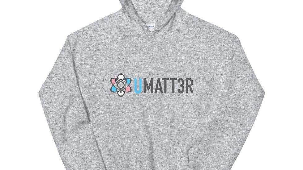 UMATT3R Trans Pride Unisex Hoodie