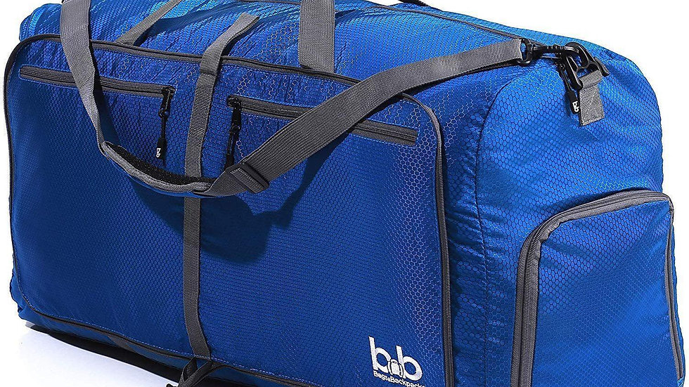 B&B 100L Extra Large Duffle Bag - Packable Travel Duffel Bag