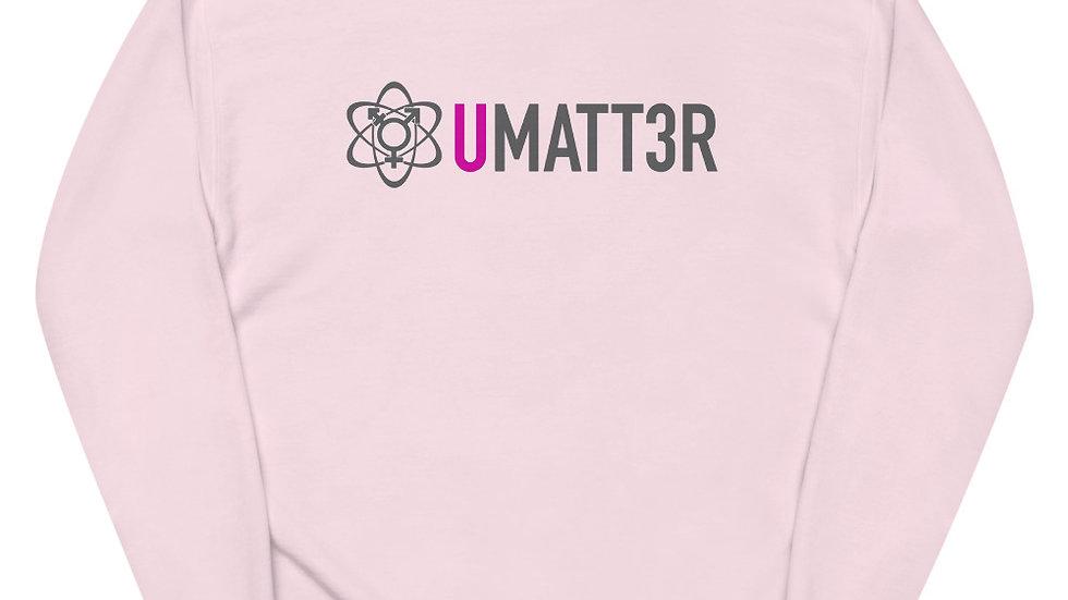 UMATT3R SWAG - Fleece (UNISEX) Sweatshirt