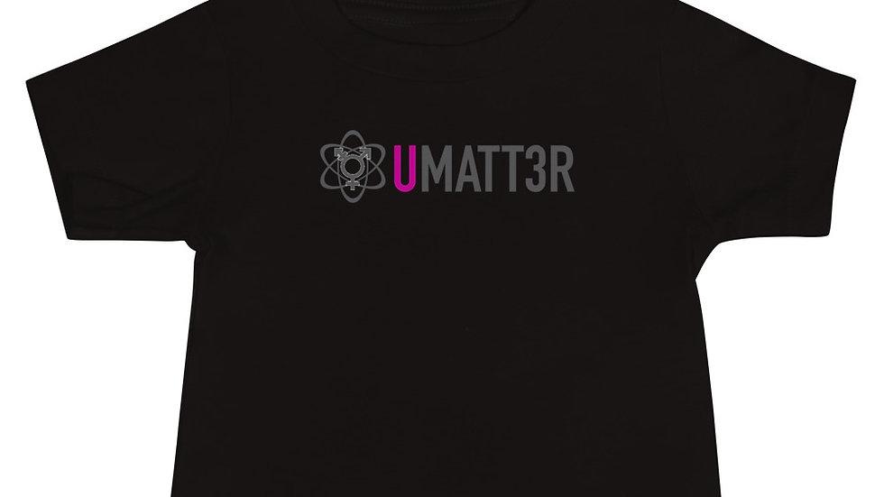 UMATT3R Baby Jersey Short Sleeve Tee