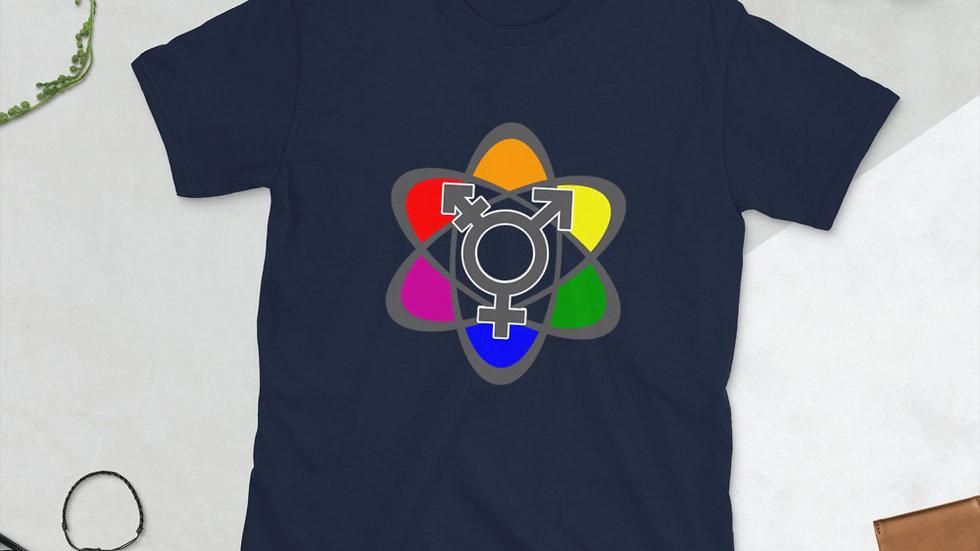 UMATT3R Pride Short-Sleeve Unisex T-Shirt